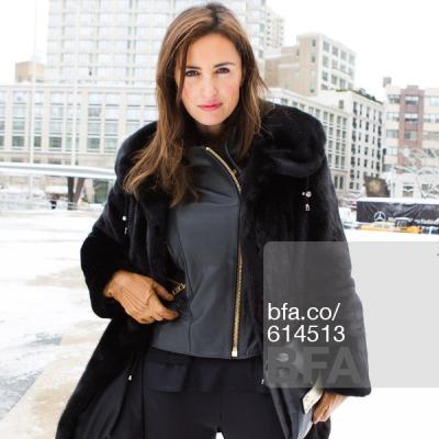 Monica De Tomas, Model