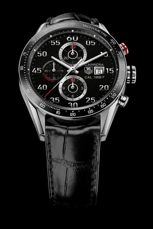 TAG Heuer CARRERA CALIBRE 1887_CERAMIC BEZEL_43MM_CAR2A10.FC